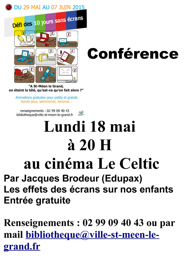 tract conference Le Celtic